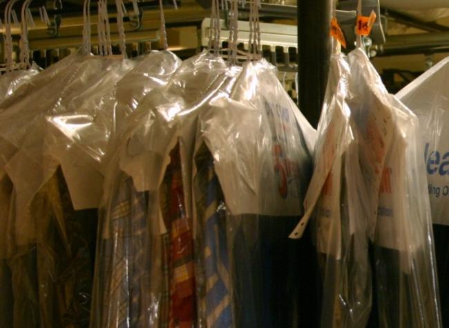 Профессиональная химчистка одежды в Перми